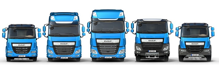 DAF, a PACCAR company.